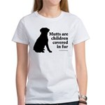 Mutt Fur Children Women's T-Shirt