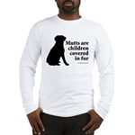 Mutt Fur Children Long Sleeve T-Shirt