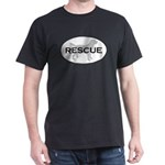 RESCUE Black T-Shirt