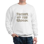 Country Father of the Groom Sweatshirt