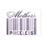 Priceless Mothers Postcards (Package of 8)