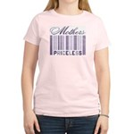 Priceless Mothers Women's Pink T-Shirt