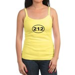 212 New York City Area Code Jr. Spaghetti Tank