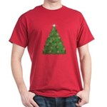 Celtic Christmas Tree Dark T-Shirt