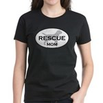 Rescue MOM Women's Dark T-Shirt