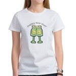 Happy New Years Toast Women's T-Shirt