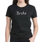 Bright Bride Women's Dark T-Shirt