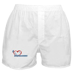 Backgammon Boxer Shorts