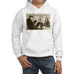 Leo Tolstoy: God Quotes Hooded Sweatshirt