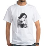 Philosopher: Hannah Arendt White T-Shirt