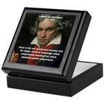 Classical Music: Beethoven Keepsake Box