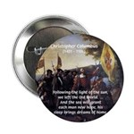 """Christopher Columbus 2.25"""" Button (100 pack)"""