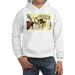 Eastern Thought: Confucius Hooded Sweatshirt