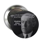 "Woodrow Wilson 2.25"" Button (100 pack)"