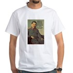 Joseph Stalin White T-Shirt