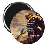 "Tragedy of Hamlet 2.25"" Magnet (10 pack)"