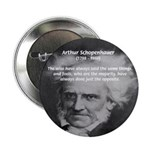 "Pessimism / Schopenhauer 2.25"" Button (10 pack)"