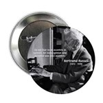 """Russell: Logic and Opinion 2.25"""" Button (10 pack)"""