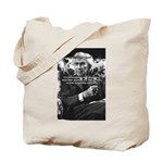 Bertrand Russell Philosophy Tote Bag