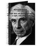 Bertrand Russell Journal