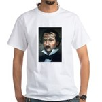 Writer Edgar Allan Poe White T-Shirt