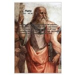 Plato: Philosophy / Equality Large Poster