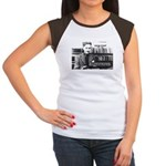 George Orwell: Language Thought Women's Cap Sleeve