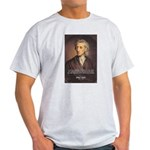 John Locke: Law of Love Ash Grey T-Shirt