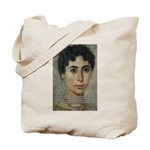 Wisdom of Greece: Hypatia Tote Bag