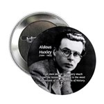 "History Aldous Huxley 2.25"" Button (100 pack)"