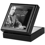 Exploration: Edwin Hubble Keepsake Box