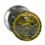 """Shiva the Cosmic Dancer 2.25"""" Button (100 pack)"""