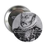 """Power of Mind: Montaigne 2.25"""" Button (10 pack)"""