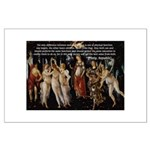 Sexual Philosophy Plato Large Poster