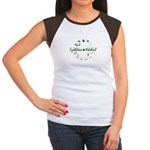 Spades Women's Cap Sleeve T-Shirt