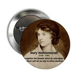 Philosophical Feminism Button