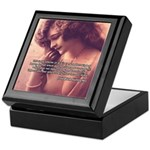 Sexuality, Beauty Nietzsche Keepsake Box