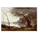 Corot Impressionist Art Large Poster