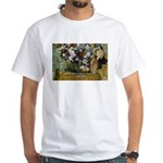 Degas Difficulty of Painting White T-Shirt
