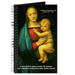 Raphael Madonna Painting Journal