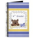 School Notebooks for 6th Graders